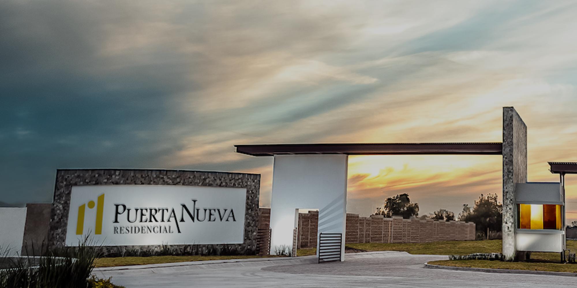 Lotes residenciales Puerta Nueva