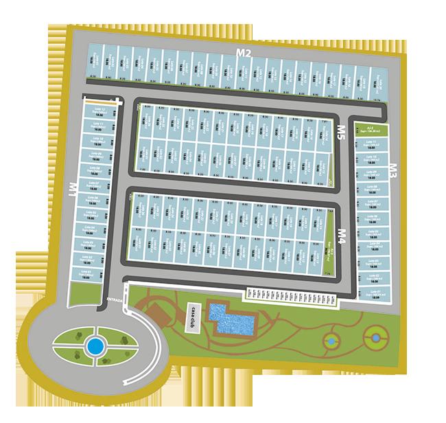 Lotificación TAVIRA Puerta Nueva Residencial