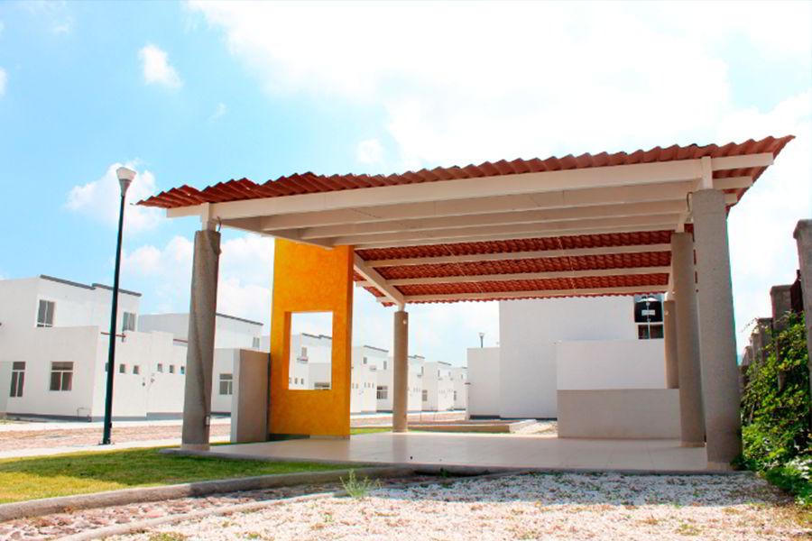 Palapas de casas baratas en querétaro San Juan del Río