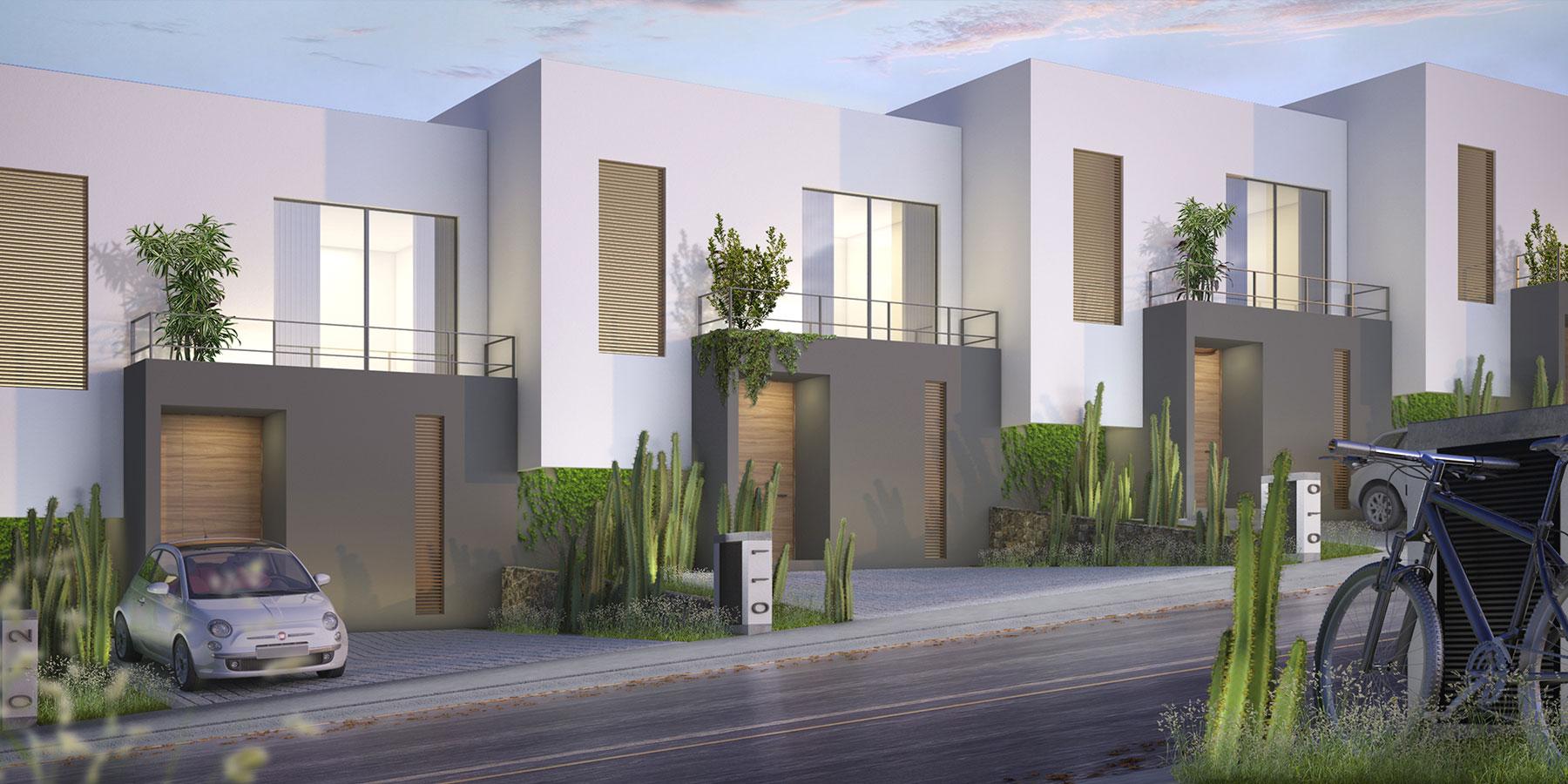 Casas en Zibata