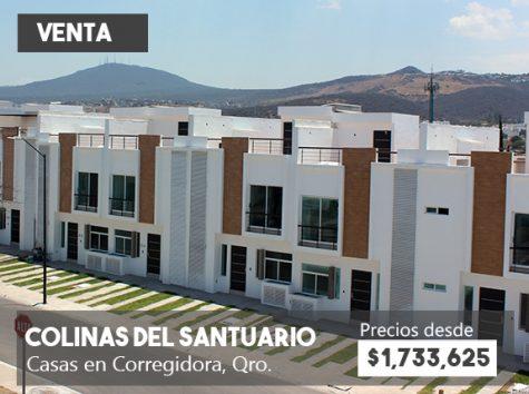Casas en venta en Queretaro, Corregidora